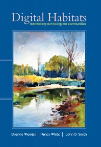 Cover of the Digital Habitats book